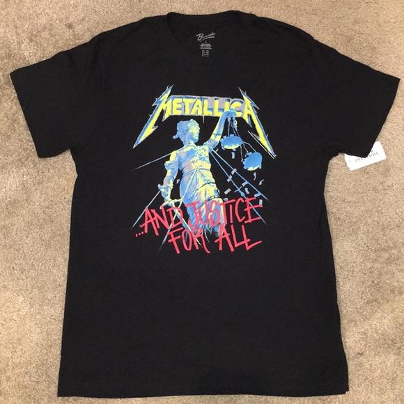 a138eb623d Forever 21 Tops | Metallica Graphic T Shirt | Poshmark